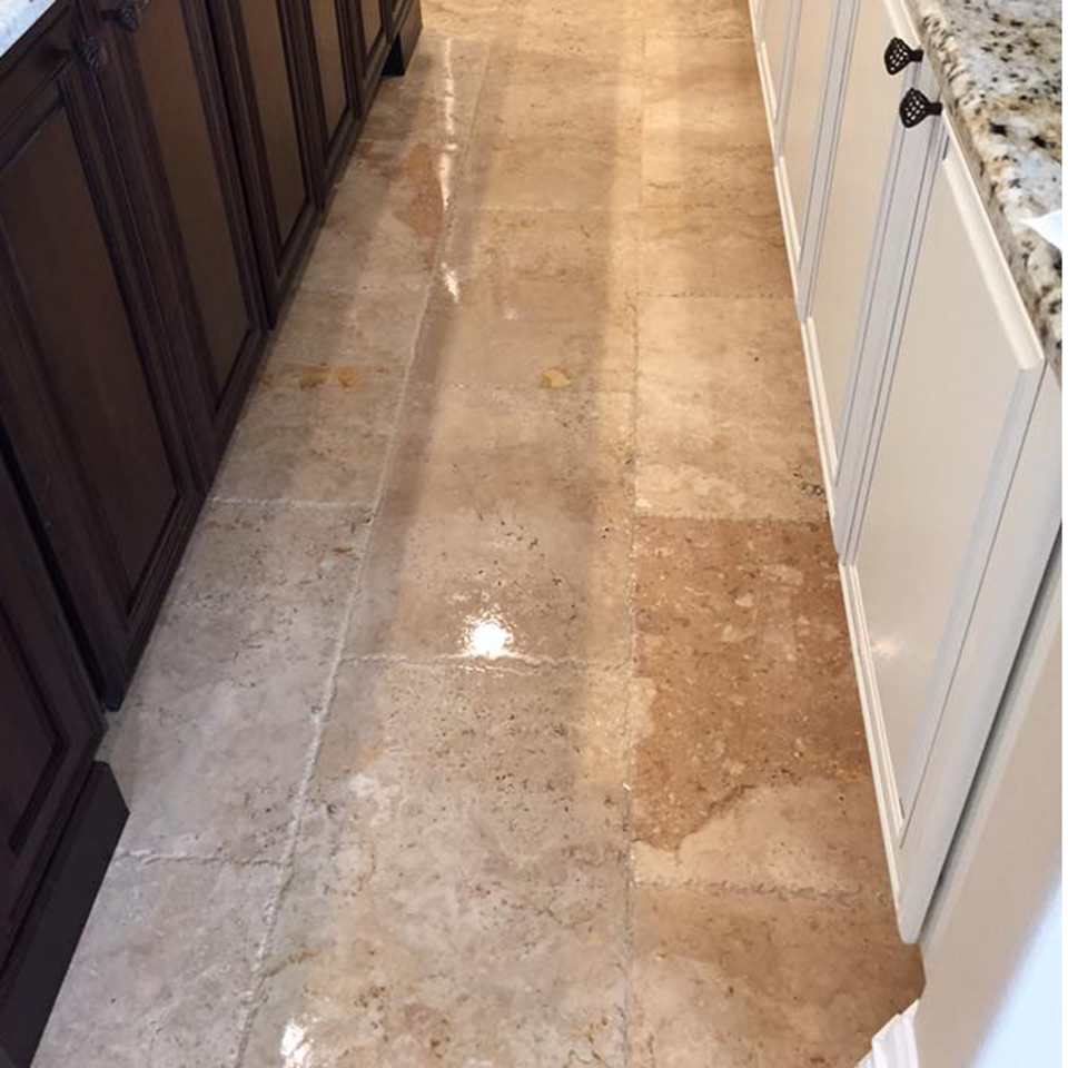 Tile Floor cleaning Orlando, FL