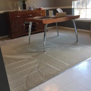 Living Room Carpet Cleaning in Kissimmee, FL