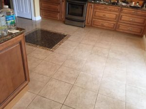 Tile Floor Cleaning in Kissimmee, FL