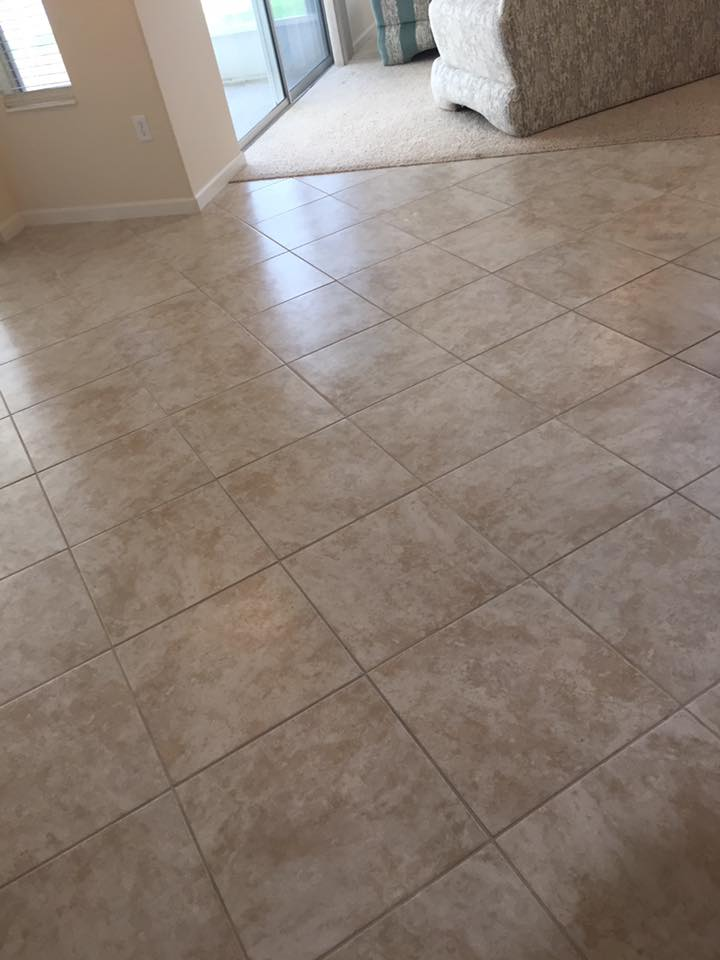 Tile Floor Cleaning Melbourne Fl C And C Carpet Cleaning